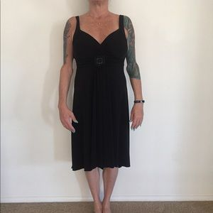 Beautiful little black dress evening or prom